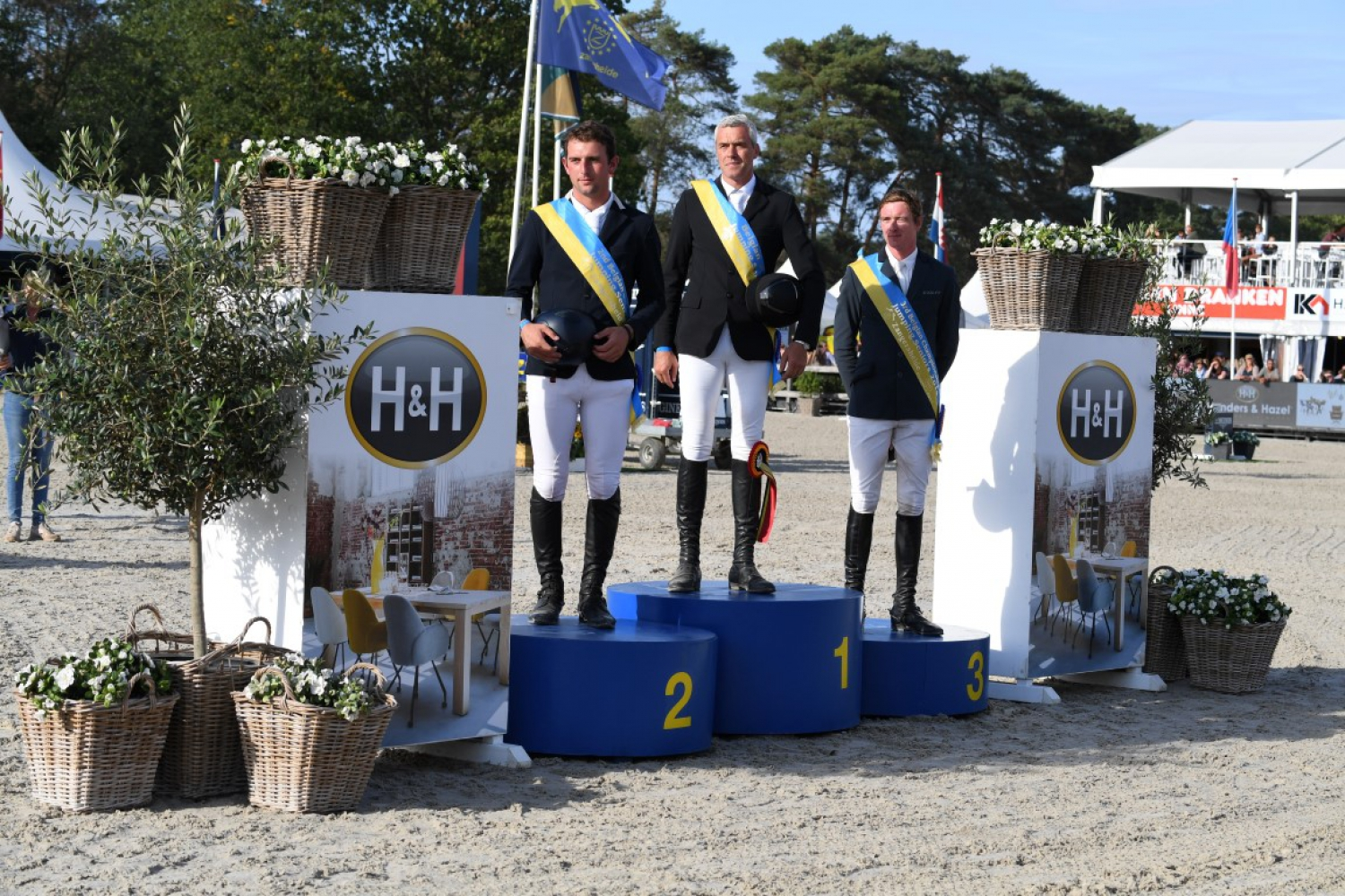 FEI / WBFSH World Breeding Jumping Championships for Young Horses 2018
