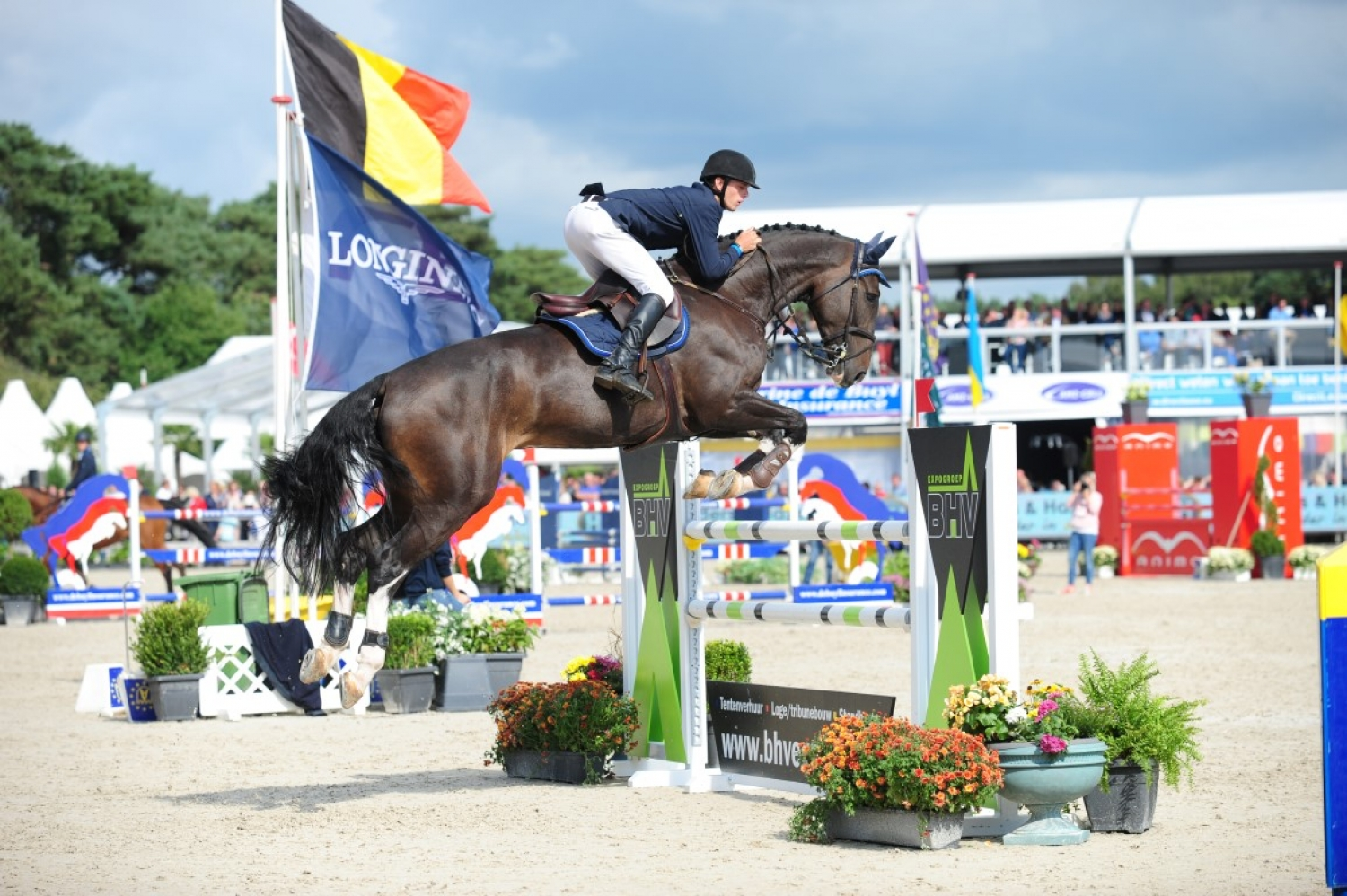 FEI World Breeding Jumping Championships for Young Horses  16 - 20 september 2015
