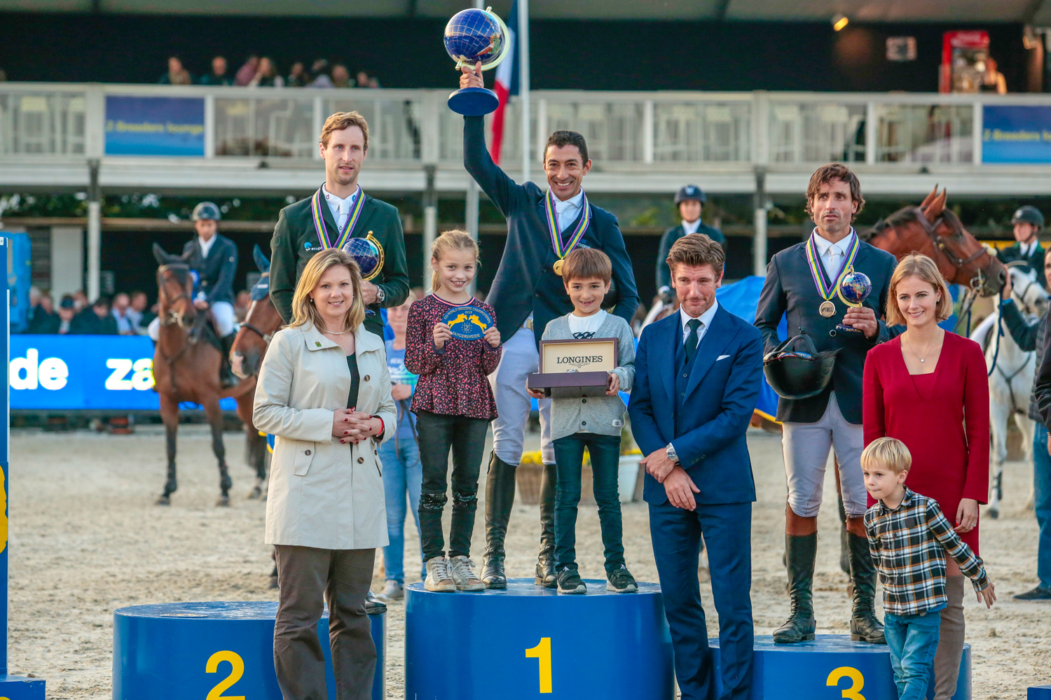FEI / WBFSH World Breeding Jumping Championships for Young Horses 2017