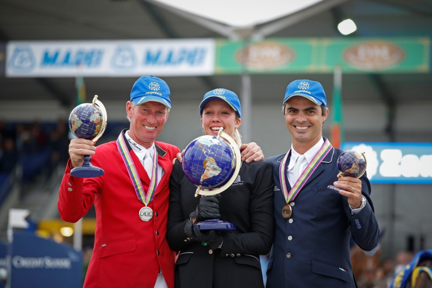 FEI World Breeding Jumping Championships for Young Horses  17 - 21 september 2014